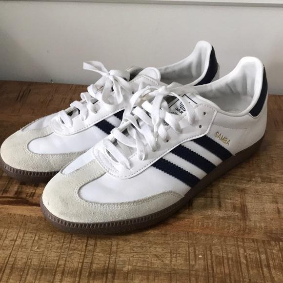 779907f10 adidas Shoes | Samba Classic Sneaker Shoe Men Size 9 | Poshmark